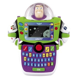 genius pocket buzz l 39 clair toy story vtech jouet disney. Black Bedroom Furniture Sets. Home Design Ideas