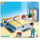 La chambre des parents - Playmobil 4284