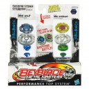 "Toupies beyblade metal masters duo ""Dark Wolf vs Ray Serpent"", 31833-hasbro"