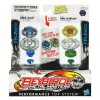 Beyblade Dark Wolf vs Ray Serpent