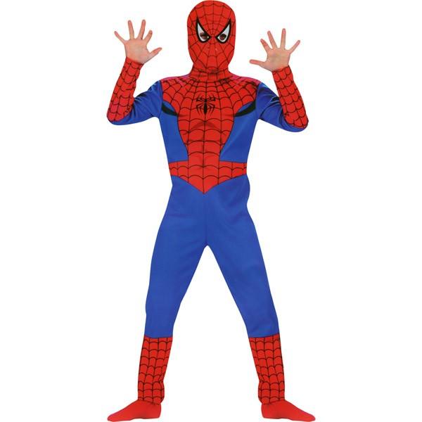 déguisement garçon spiderman
