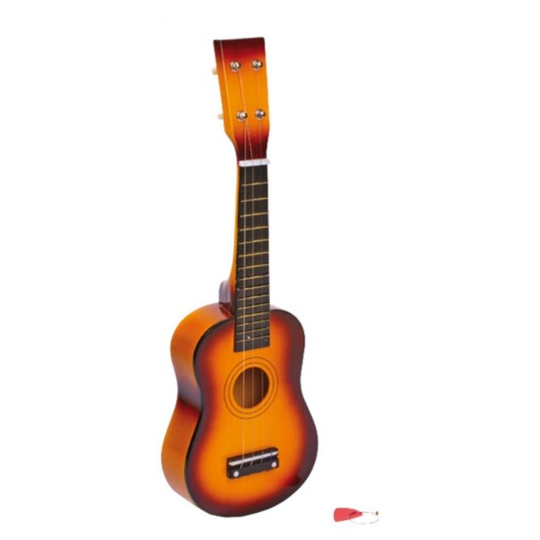 guitare pour enfant 50 cm instrument de musique la f e. Black Bedroom Furniture Sets. Home Design Ideas