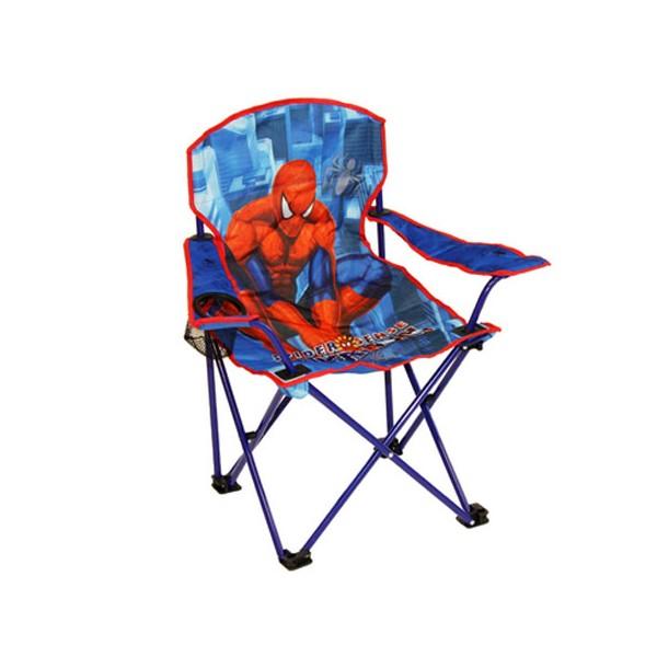 Chaise pliable spiderman la f e du jouet - Table et chaise spiderman ...