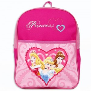 Sac à dos Princesses Disney