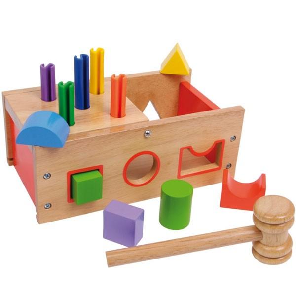 Jouet en bois, jeu enfant Le bois des jouets