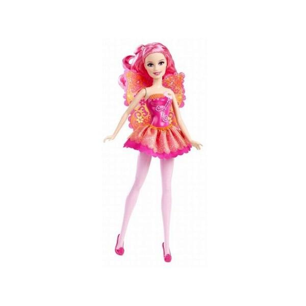 barbie fe rose par mattel