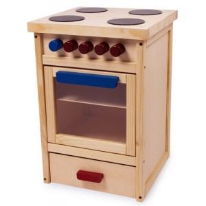 cuisini re en bois la f e du jouet achat vente cuisines pour enfants. Black Bedroom Furniture Sets. Home Design Ideas