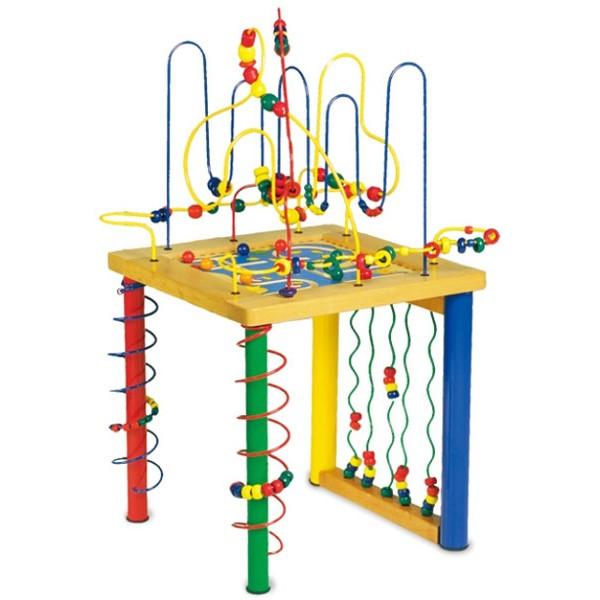 Table de jeu motricit la f e du jouet achat vente jeux for Jeu des tables