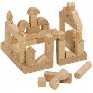 jeux de construction  jeu en bois miniature goki j