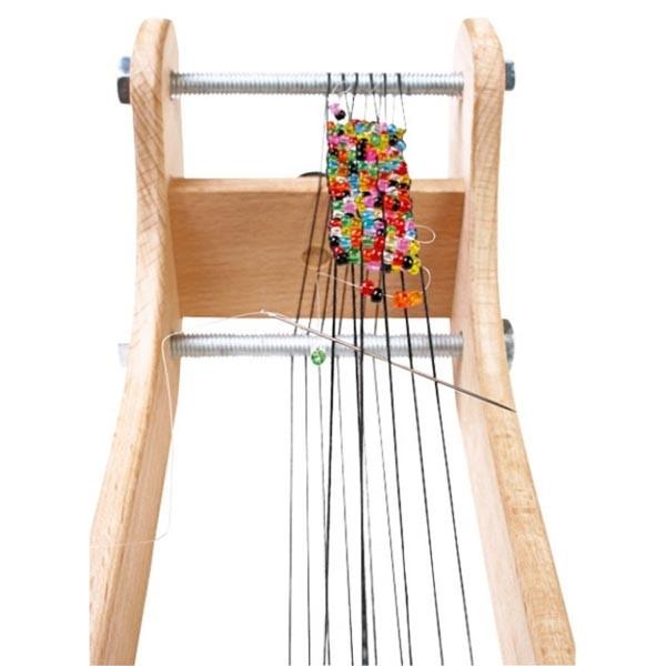 m tier tisser avec perles la f e du jouet. Black Bedroom Furniture Sets. Home Design Ideas