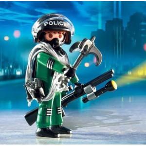Playmobil policier unit sp ciale 4693 la f e du jouet - Playmobile policier ...
