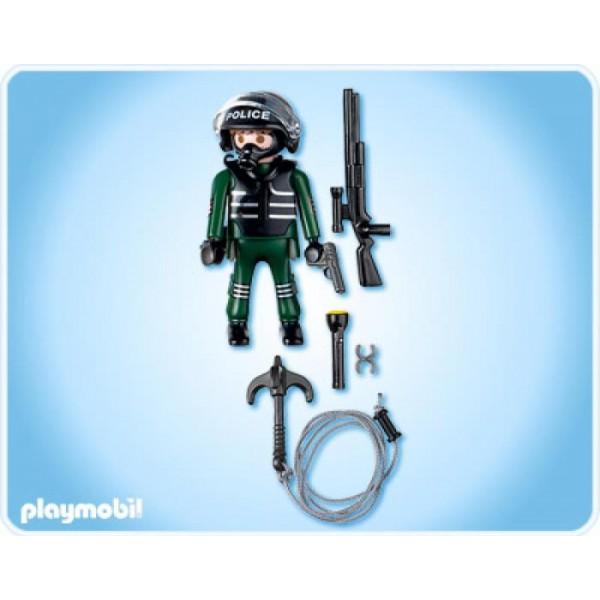 le policier unit spciale playmobil - Policier Playmobil