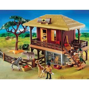 Pour Playmobil Centre Sauvages Soins 4826 Animaux De qSMVUzGp