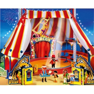 Jouet Cirque Cirque Cirque Playmobil Club Playmobil Jouet Empreintes Playmobil Club Empreintes 34Lqj5AR