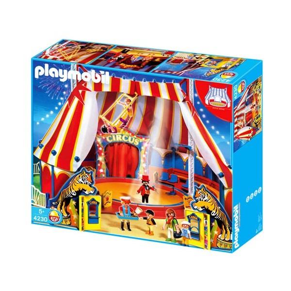 Le cirque playmobil 4230 la f e du jouet - Cirque playmobil ...