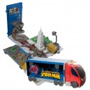 Camion Spiderman spider truck playset - IMC Toys
