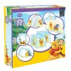 Coffret décoration chambre Disney Winnie l'ourson