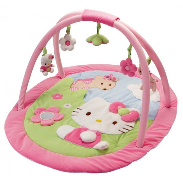 Excellent tapis with hello kitty chambre bb - Decoration hello kitty pour chambre bebe ...