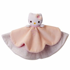Doudou Hello Kitty nature