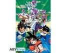 Poster Dragon Ball Z Arc Freezer 91,5 x 61 cm
