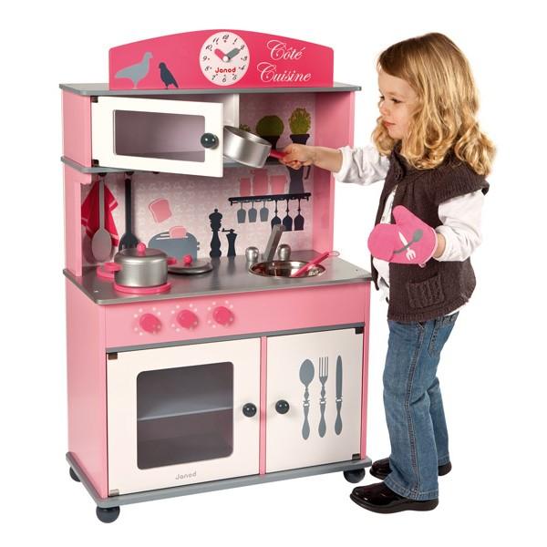 Cuisine coté cuisine Janod - la fée du jouet