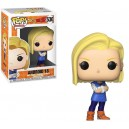 Figurine Pop Android 18 - Dragon ball